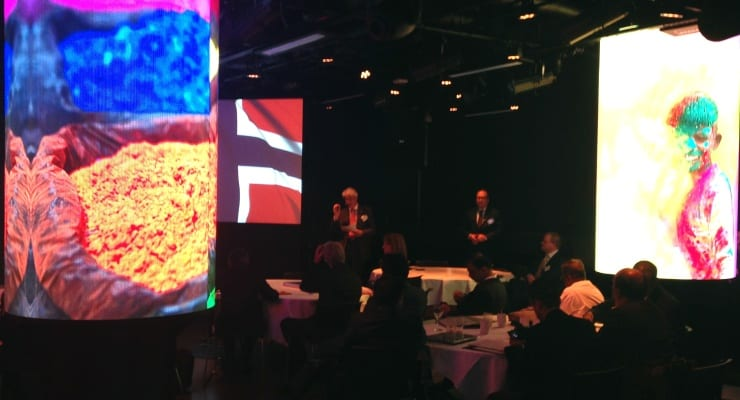 Innovation Norway business seminar in cooperation with NICCI
