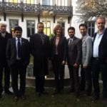 Indian top politicians visiting NICCI