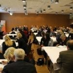 """100+ people attended our """"India Business Climate Survey"""" presentation at NHO 11th January"""