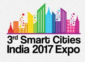 "10th – 12th May in New Delhi ""SMART CITIES INDIA 2017 EXPO"""