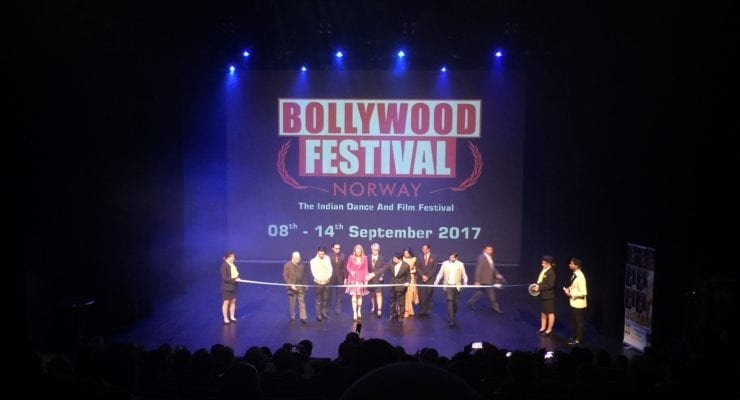 """""""Lights, sound, action!"""" The 15th Bollywood Festival Norway opened"""