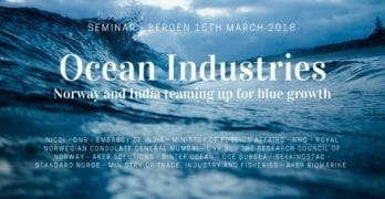NICCI Ocean Industries seminar in Bergen 15. March 2018