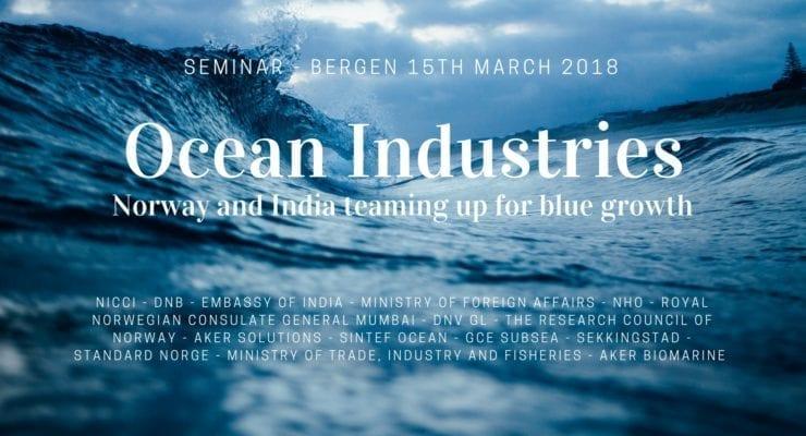 NICCI Ocean Industries seminar in Bergen 15. March 2018