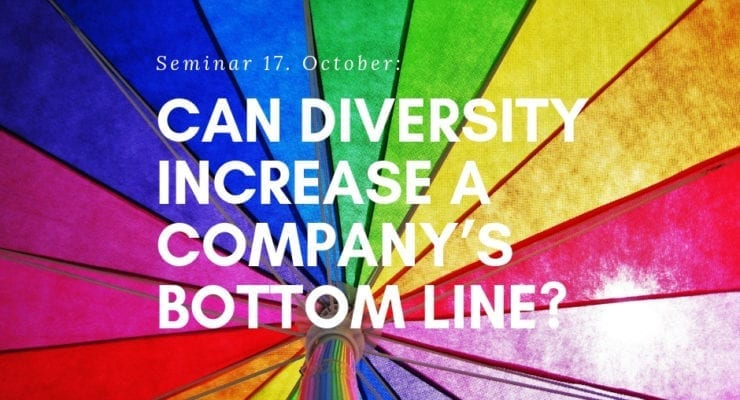 Can diversity  increase a company's bottom line?