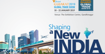 Vibrant Gujarat – Global Summit and Trade Show 18. -22. January 2019